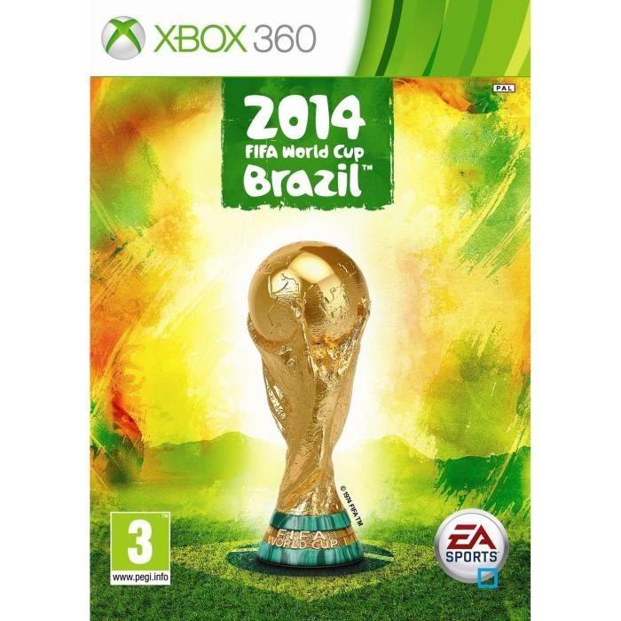 JEUX XBOX 360 Coupe du Monde de la FIFA Brésil 2014 X360