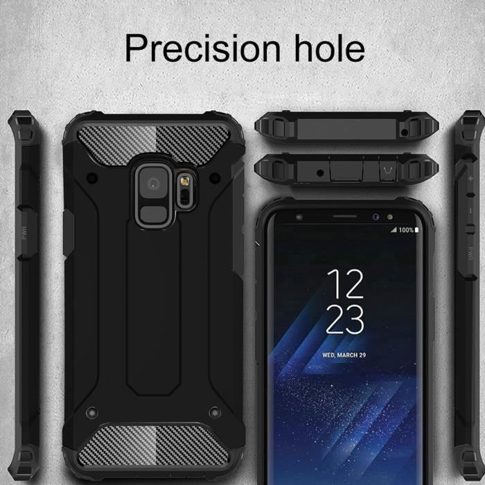 coque protection samsung s9 anti choc