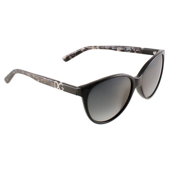 b0f5bac97d7c3a Dolce   Gabbana DG 4171 Noir Noir - Achat   Vente lunettes de soleil ...