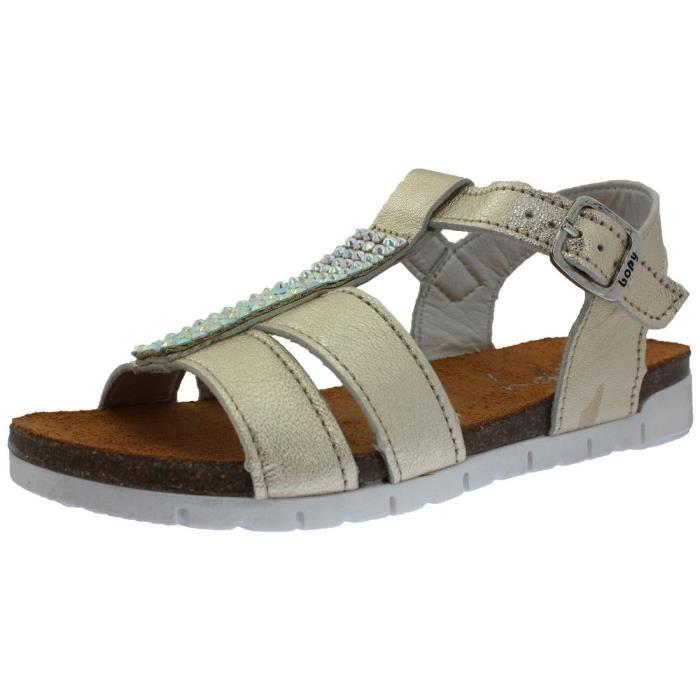 sandales / nu pieds eglantine filles bopy 254100