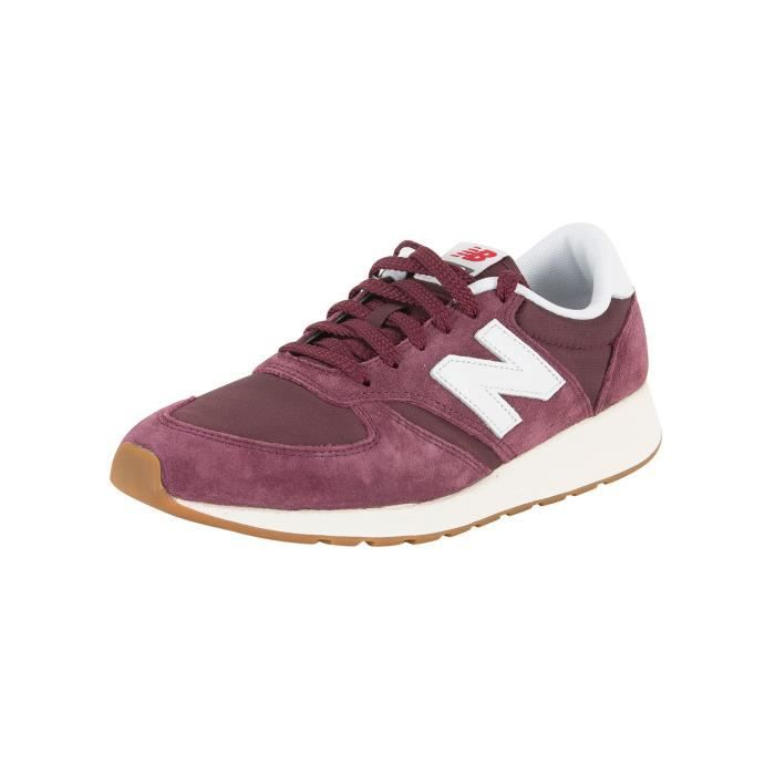 New Balance Homme 420 formateurs, Rouge