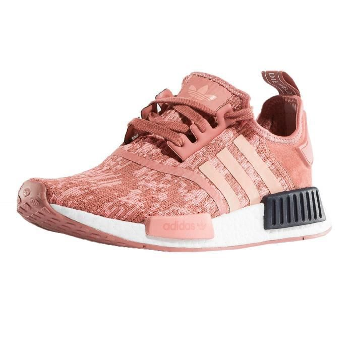 Femme Nmd W gris r1 Chaussures Blanc Adidas Baskets PAqdvvw