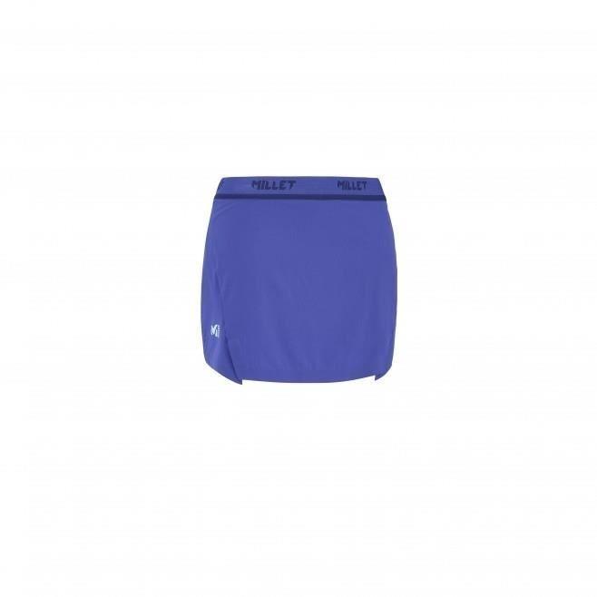 Jupe Millet Ld Ltk Intense Purple Blue Violet Violet - Achat   Vente ... cfc7a8bed75