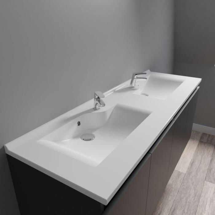 creazur plan double vasque 120cm Résultat Supérieur 16 Beau Double Vasque 120 Photos 2018 Hiw6