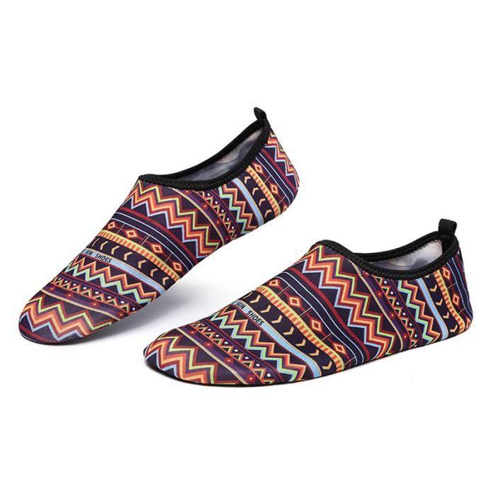 Sandale C-x220orange44 ChaussureHomme Ultra léger Confortable Chaussettes Chaussures D'été Eau Chaussures Plage Slip Sur Parc qqTxfivBbR