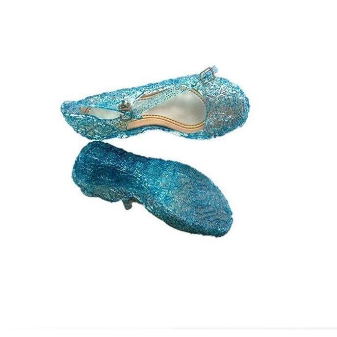 Déguisement Enfant Chaussures Sandales Jelly Re... 0l5XSh6AG