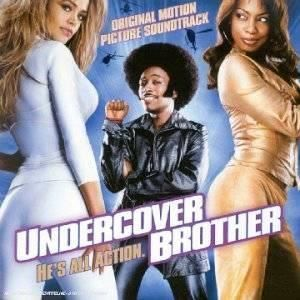 CD COMPILATION UNDERCOVER BROTHER