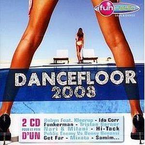 CD COMPILATION DANCEFLOOR 2008