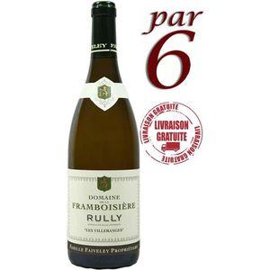 VIN BLANC Vin Blanc Rully, Les Villeranges, Domaine Faiveley