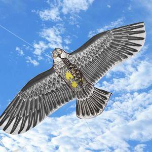 AILES DE TRACTION Cerf-volant Aigle immense cerf-volant avec cordes