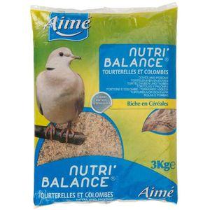 GRAINES AIME Nutri'balance Mélange de graines - Pour tourt