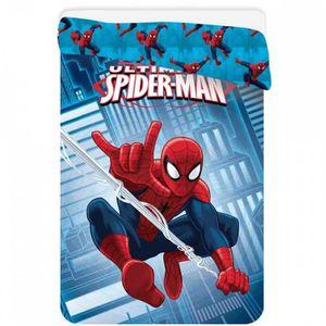 COUETTE Spiderman Couette 140 x 200 cm Garçon