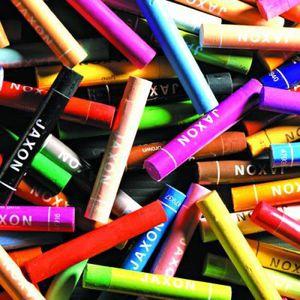 PASTELS - CRAIE D'ART Coffret de pastels à l'huile Jaxon 1000