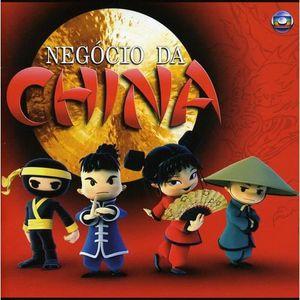 CD MUSIQUE DE FILM - BO Negocios Da China - Negocios Da China