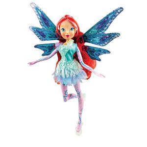 POUPÉE WINX Tynix Fairy Poupée Féérique Bloom