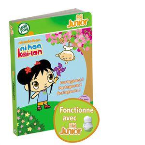 LIVRE D'ÉVEIL Livre TAG Junior : Ni Hao Kai Lan