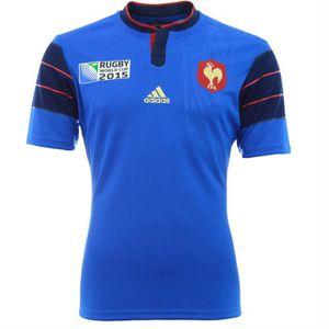 MAILLOT DE RUGBY Maillot FFR Enfant Equipe de FRANCE de Rugby