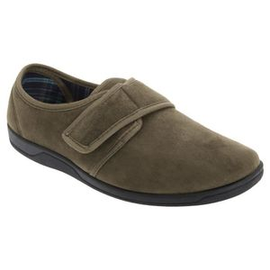 CHAUSSON - PANTOUFLE Sleepers Tom - Chaussons scratch - Homme Kaki
