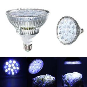 AMPOULE - LED NEUFU LED 15W Ampoule d'aquarium E27 Par38 en alum