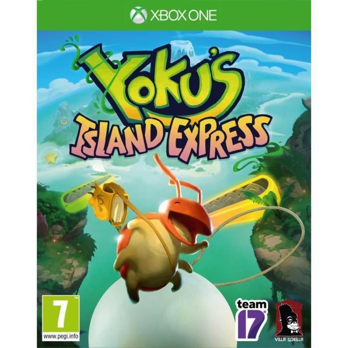 Yoku's Island Express Jeu Xbox One