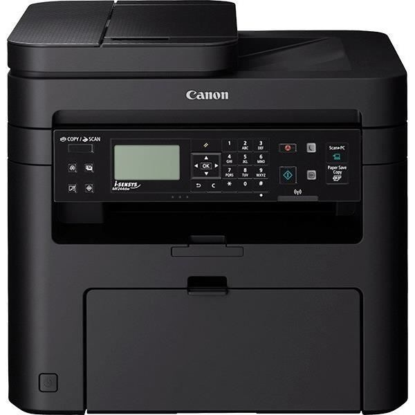 CANON Imprimante 3-en-1 - i-SENSYS MF 244dw - Laser - Monochrome