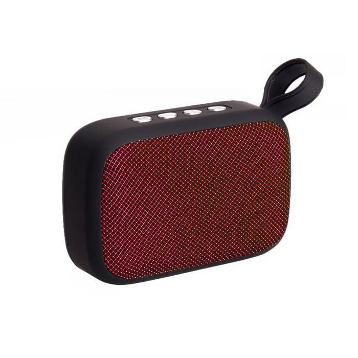 Portable Sans Fil Bluetooth Haut-parleur Stéréo Sd Fm Pour Ordinateur Smartphone Tablet _son637