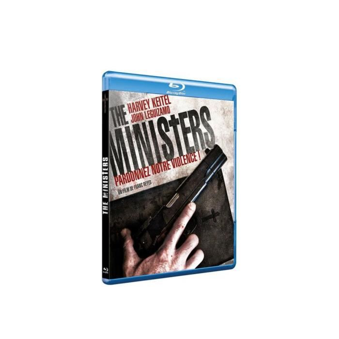 BLU-RAY FILM Blu ray The ministers