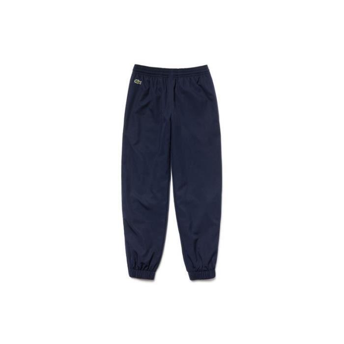 c7ea32f0ec Pantalon de survêtement Lacoste Junior - Ref. XJ123T-166 Bleu Bleu ...