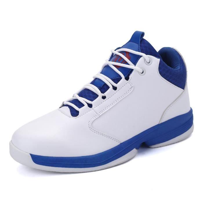 Respirant Homme léger Chaussure Baskets Chaussures et Jogging Sport XZ223Bleu39 hiver été BBZH gUwOqa8qx4