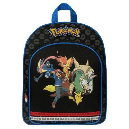 Sac à dos Pokémon 25 cm maternelle Rouge j7P6zHzsG1