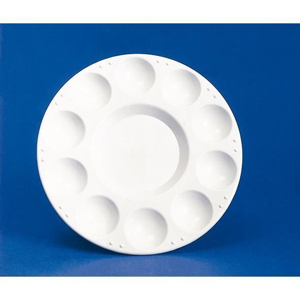 Palette Plastique Ronde 10 Alvéoles ø 175 Cm Achat Vente