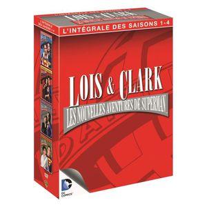 DVD SÉRIE DVD Coffret intégrale Lois et Clark