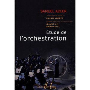 LIVRE MUSIQUE Etude de l'orchestration