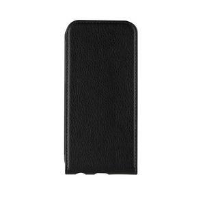 Etui FlipCover XQISIT iPhone 6/6S noir
