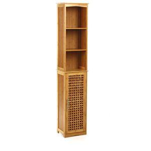 Meuble salle de bain bambou achat vente meuble salle for Meuble bambou salle de bain pas cher