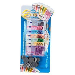CARTE A COLLECTIONNER Set de 90 pièces et billets factices