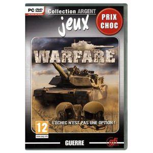 JEU PC Warfare- Jeu PC