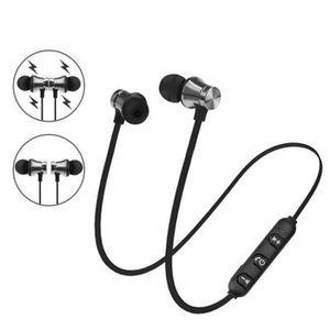 CASQUE - ÉCOUTEURS Oreillette Bluetooth sport intra-auriculaire unive