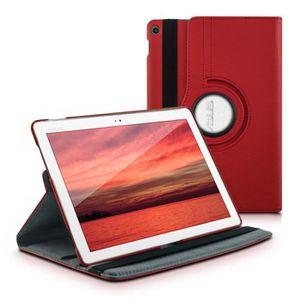 HOUSSE TABLETTE TACTILE kwmobile Housse 360° pour Asus ZenPad 10 étui avec
