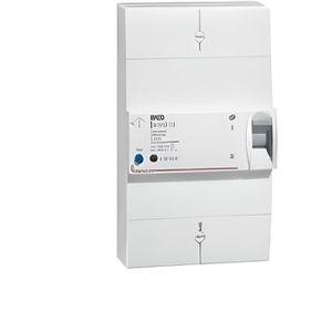 DISJONCTEUR Disjoncteur de branchement EDF tétrapolaire 30/60A