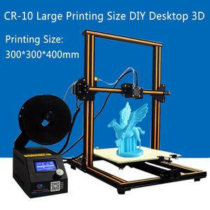 IMPRIMANTE 3D CR-10 DIY 3D imprimante taille d'impression ABS PL