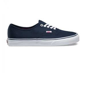 BASKET Chaussures K Authentic Twill Dress Blue/White - Va
