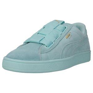 size 40 a9434 4cf5e BASKET Puma Suede Maze Femmes Chaussures sans lacets Aqua ...