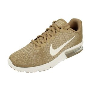 buy online 8ab91 d667f BASKET Nike Air Max Sequent 2 Hommes Running Trainers 852