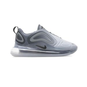 detailed look ad083 c4d75 BASKET Nike Air Max 720 Gris Pour Homme Femme Chaussures
