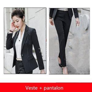 9921296b8832e Tailleur pantalon femme - Achat / Vente pas cher