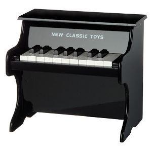 INSTRUMENT DE MUSIQUE PIANO NOIR NEW CLASSIC TOYS