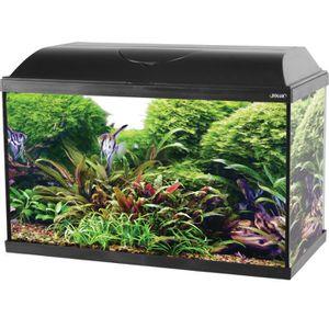 AQUARIUM Kit Aquarium Iseo 60 Noir 57L