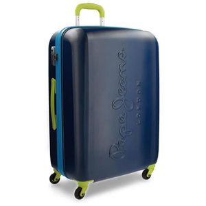 VALISE - BAGAGE Pepe Jeans Tricolor Valise 70 cm 78 liters Bleu (A