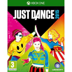 JEU XBOX ONE JUST DANCE 2015 [IMPORT ALLEMAND] [JEU XBOX ONE]